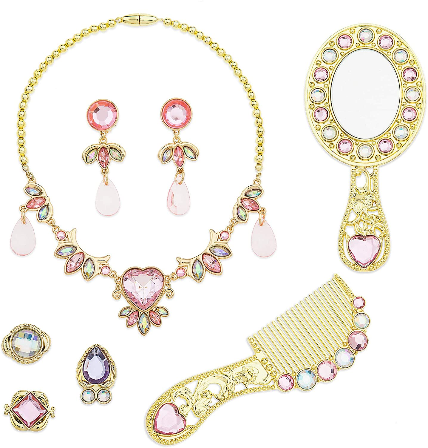 Disney Princess Accessory Set Multi