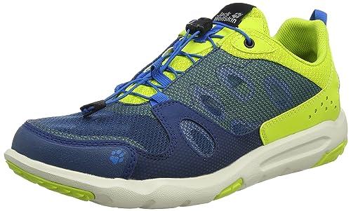 Jack Wolfskin Monterey Air Low M, Zapatillas de Cross para Hombre, Verde (Lime), 42.5 EU: Amazon.es: Zapatos y complementos