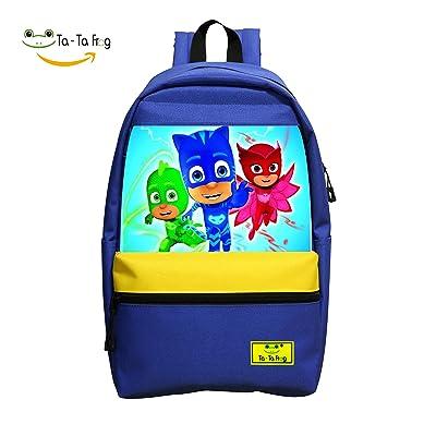 3D PJ-Masks School Bag Backpack Boys Girls outlet