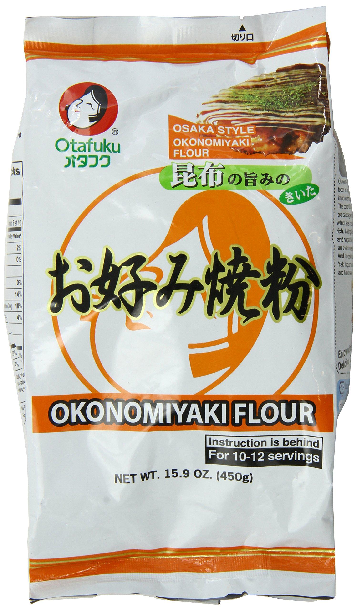 Otafuku Osaka Style Okonomiyaki Flour, 15.9 Ounce
