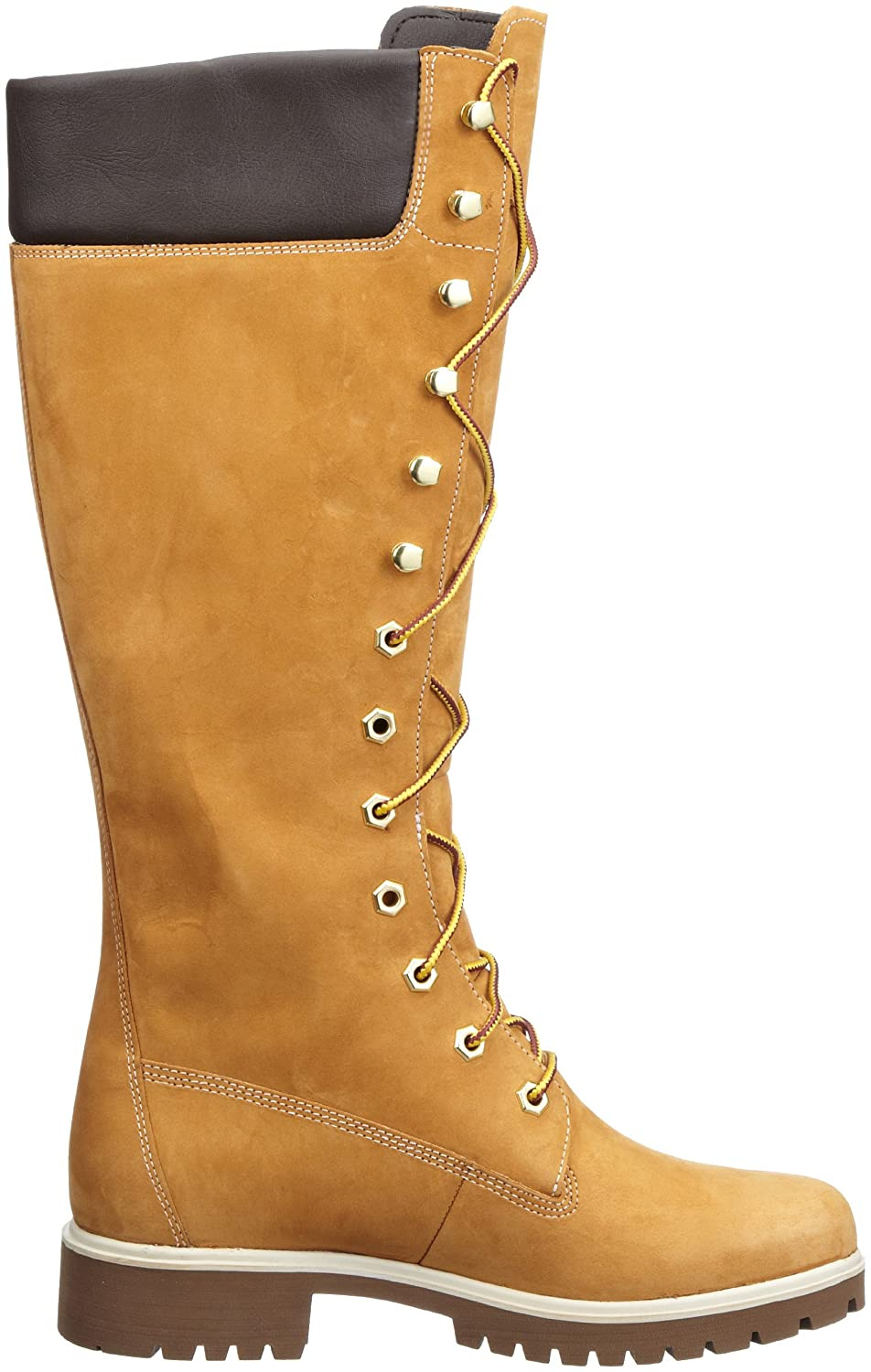 14 Femme Waterproofwide Premium FitBottes Inch Cheville Timberland JcFKl1T