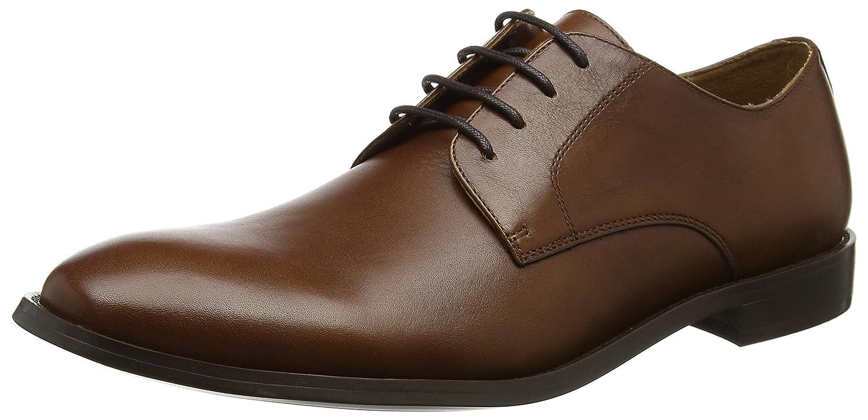 TALLA 44 EU. Bertie Particular, Zapatos de Cordones Derby para Hombre