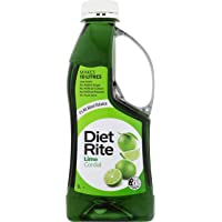 Diet Rite Cordial Drink, Lime, 1 l, Lime