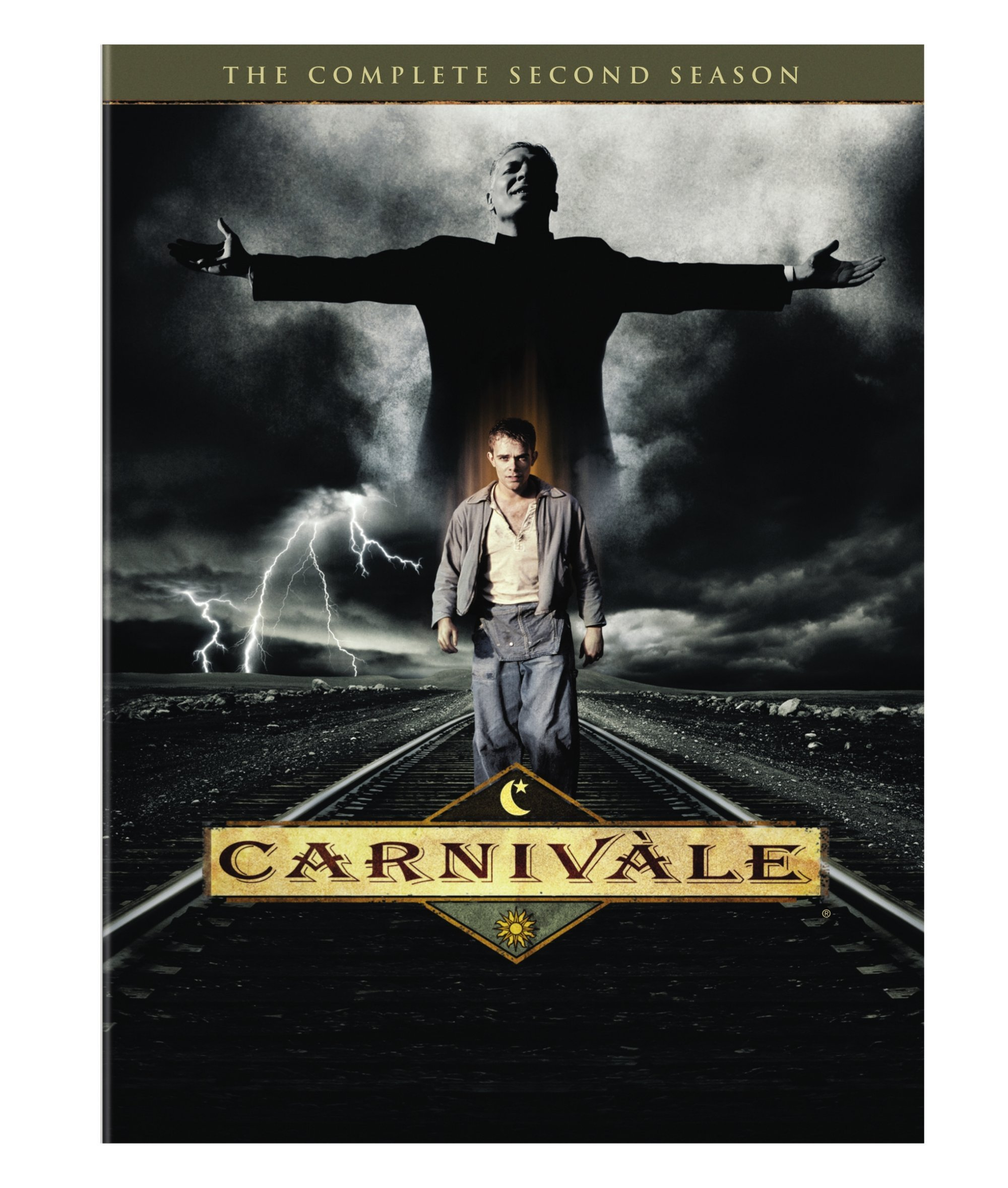 DVD : Carnivàle: The Complete Second Season (, Dubbed, Dolby, Repackaged, Slipsleeve Packaging)
