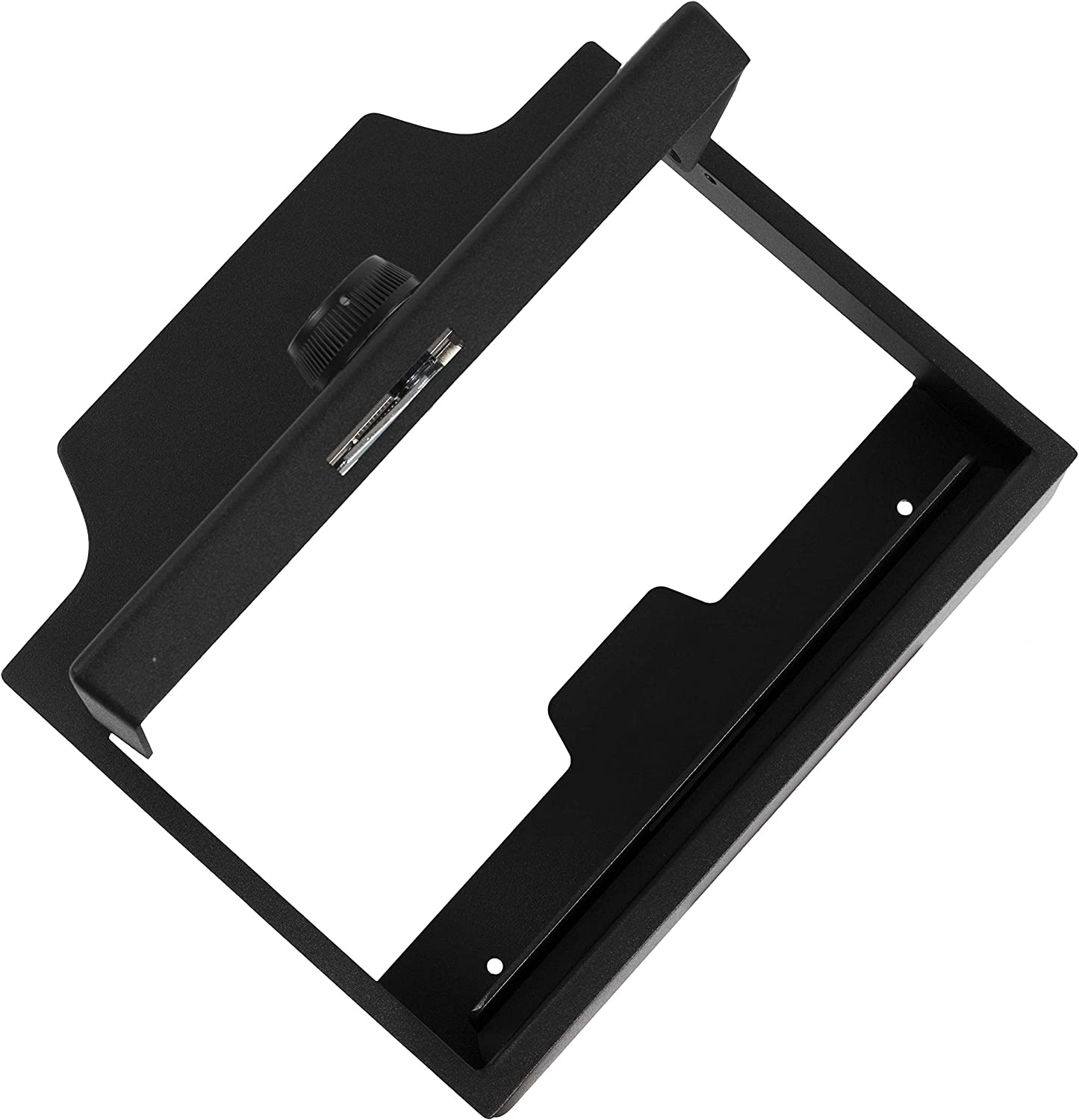 LD2078L Car Safe Compatible With 2019 Dodge Ram Keep Personal Items Secure and Organized in Car Locker Down Console Not the Classic Lower Profile to Fit the Longhorn /& Limited Only