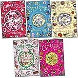 Chocolate Box Girls Pack, 5 books, RRP £34.95 (Sweet Honey; Coco Caramel; Cherry Crush; Marshmallow Skye; Summer's Dream)..