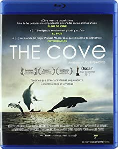 The Cove [Blu-ray] [Import espagnol]