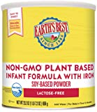 Earth's Best Non-GMO Soy Plant Based Infant