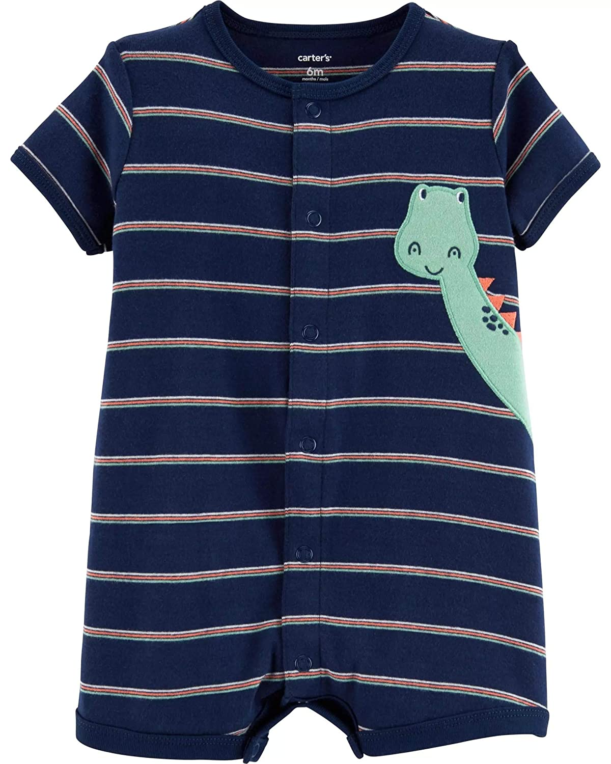Carters Baby Boy Car Romper