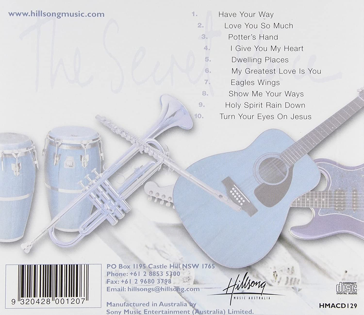 Love You So Much Hillsong Instrumental idea gallery