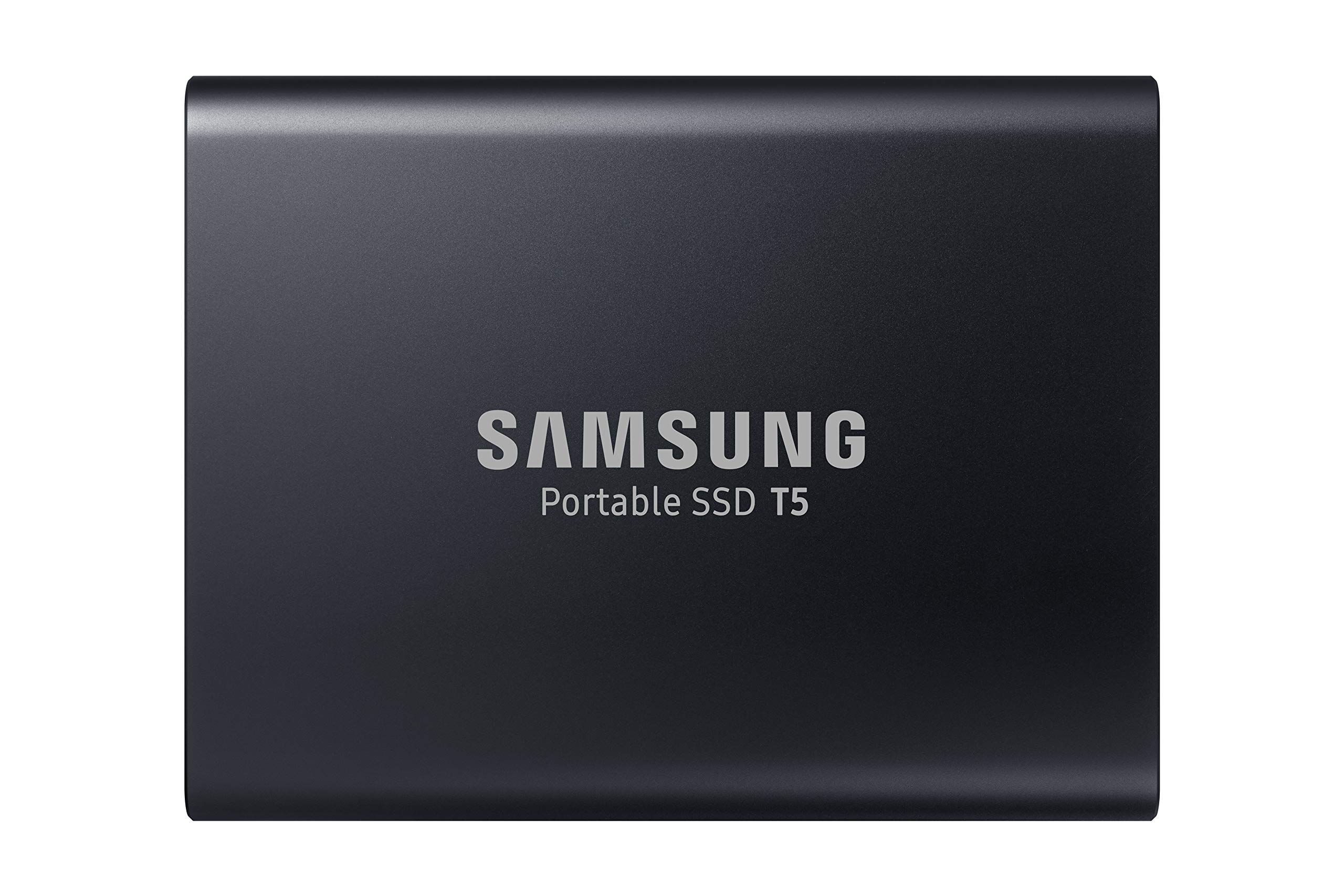 Samsung T5 Portable SSD - 1TB - USB 3.1 External SSD (MU-PA1T0B/AM), Black by Samsung