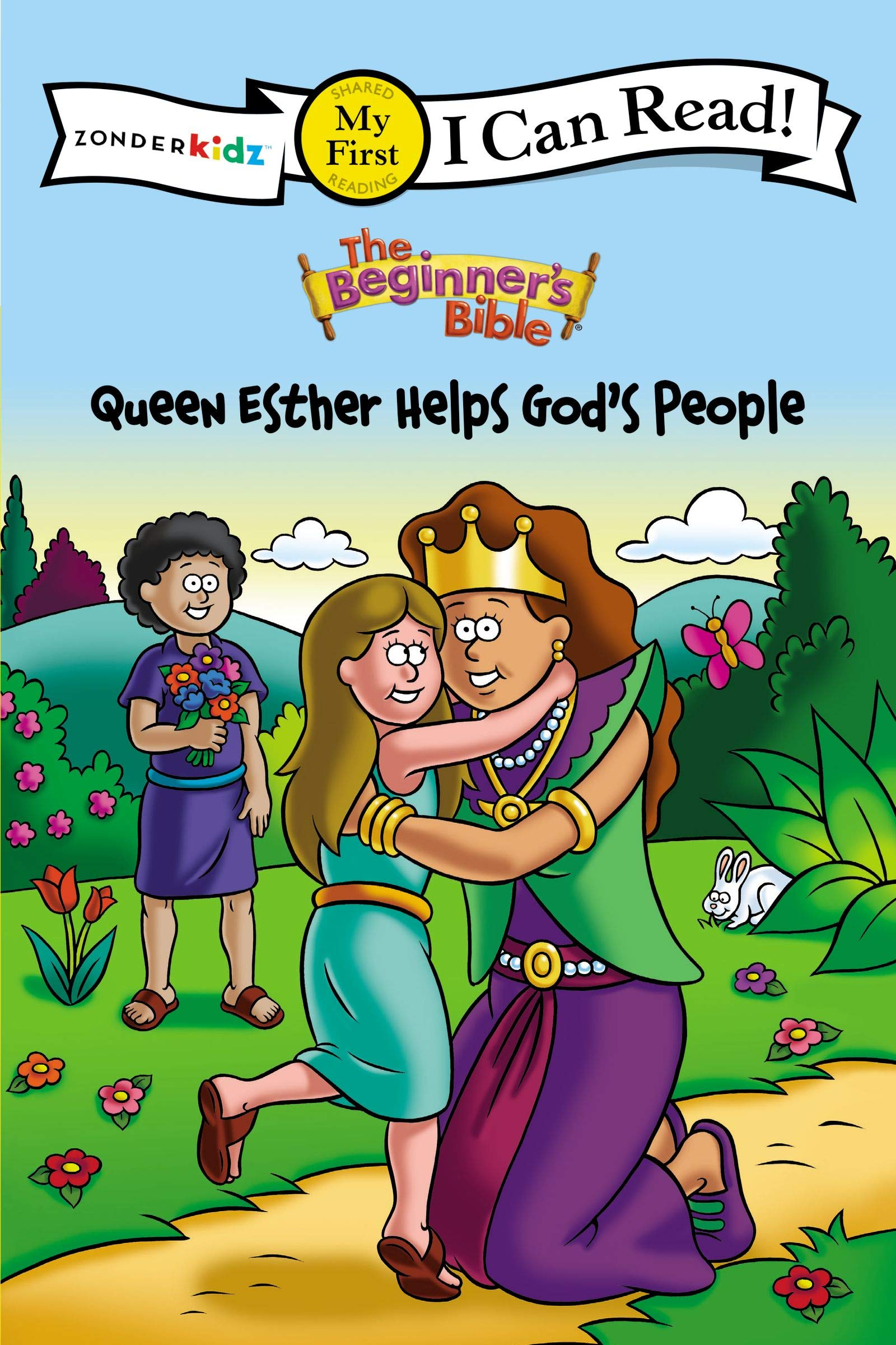 - The Beginner's Bible Queen Esther Helps God's People: Formerly