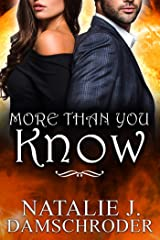 More Than You Know: The Solars Duology, Book 1 Kindle Edition