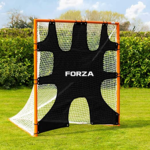 FORZA Lacrosse Goal Target Sheet [6ft x 6ft] - High-quality Content