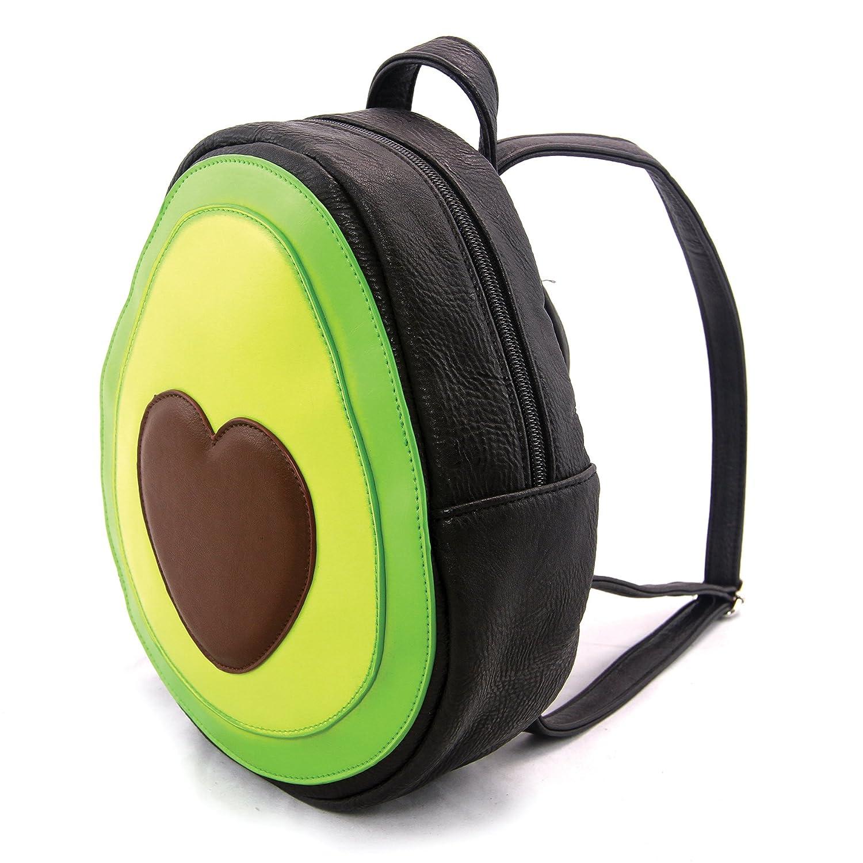 Avocado Backpack in Vinyl Material 87740UB