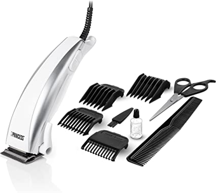 Princess 535600 - Máquina de afeitar eléctrica con accesorios ...