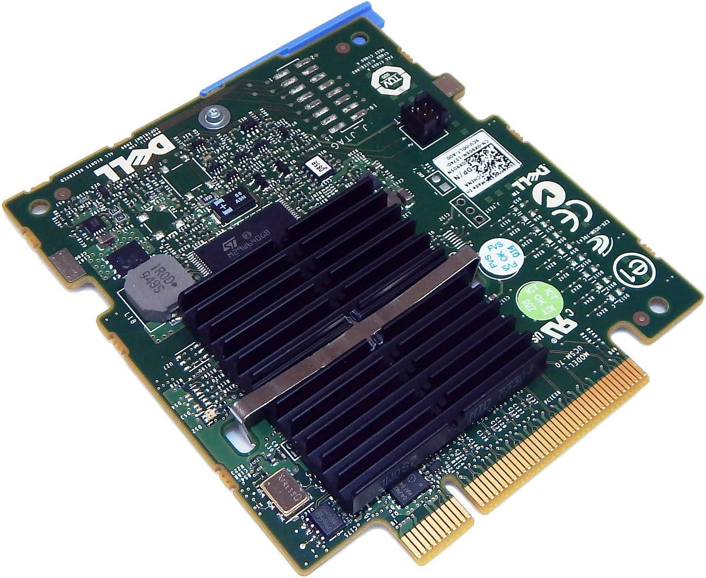 Dell PERC H200 6GBs SAS PCIe Raid Adapter X905N LSISAS2008/62114B1 chipset