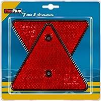 ProPlus 343751S - Reflector de triángulo, Set