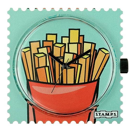 S.T.A.M.P.S. Stamps - Reloj Esfera Funny Friesland 103783: Amazon.es: Relojes
