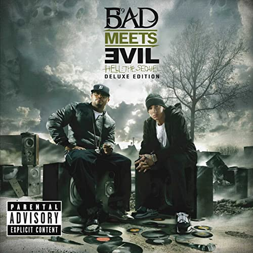 Hell: The Sequel EP Deluxe                                                                                                                                                                    Explicit Lyrics