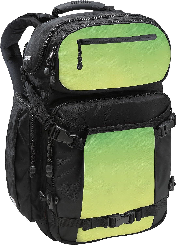 Burton Foto Mochila Focus Pack Negro Malolo: Amazon.es: Deportes y aire libre