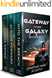 Gateway to the Galaxy Boxed Set (Gateway to the Galaxy Omnibus Book 1) (English Edition)