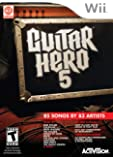 Guitar Hero 5 - Nintendo Wii (Game only) (Renewed)