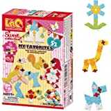 LaQ Sweet Collection MY FAVOURITES - 52 Models, 175 Pieces | Construction Building Set for Kids | Made in Japan…