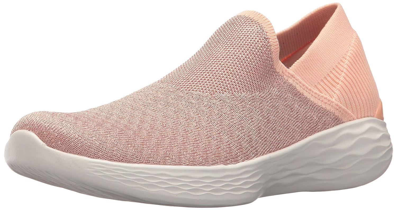 TALLA 37.5 EU. Skechers You-Transcend, Zapatillas sin Cordones para Mujer
