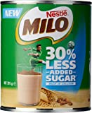 NESTLÉ MILO 30% Less Added Sugar Chocolate Malt Powder Drink, 395g