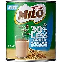 NESTLÉ MILO 30% Less Added Sugar Chocolate Malt Powder Drink, 395g