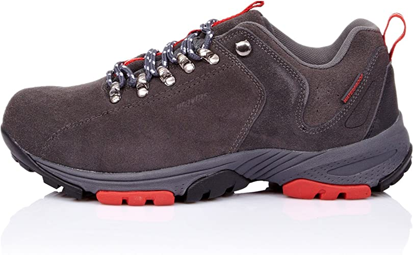 Praylas Zapatillas Trekking Zarapito Gris EU 44: Amazon.es: Zapatos y complementos