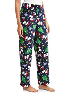 Amazon.com  CafePress - The Peanuts Gang  Christmas - Womens Novelty ... 63c00463e