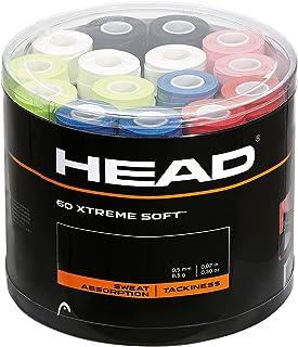 HEAD Uni Xtreme Soft 1960Mixed Over Grip, Multicolore, Taille Unique HEADF|#HEAD 285425