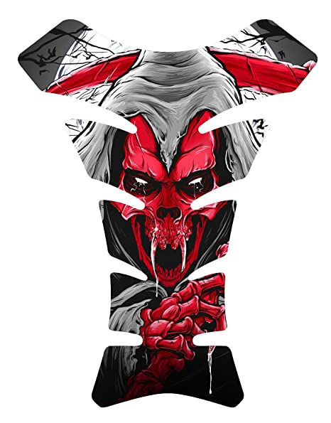 Amazon.com: Size is 8.5 in tall x 6.5 in wide Vampire Grim ...