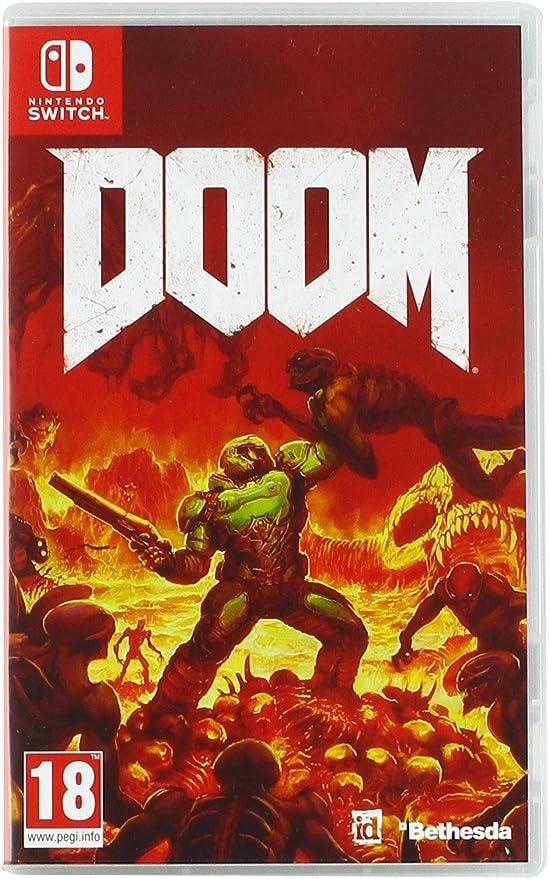 Doom - Nintendo Switch [Importación francesa]: Amazon.es: Electrónica