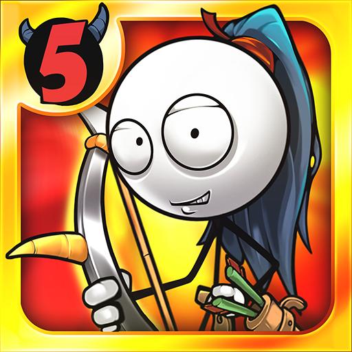Cartoon Defense 5 : An Unexpected Adventure