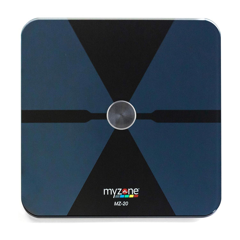 MYZONE MZ-20 Home Scale Black