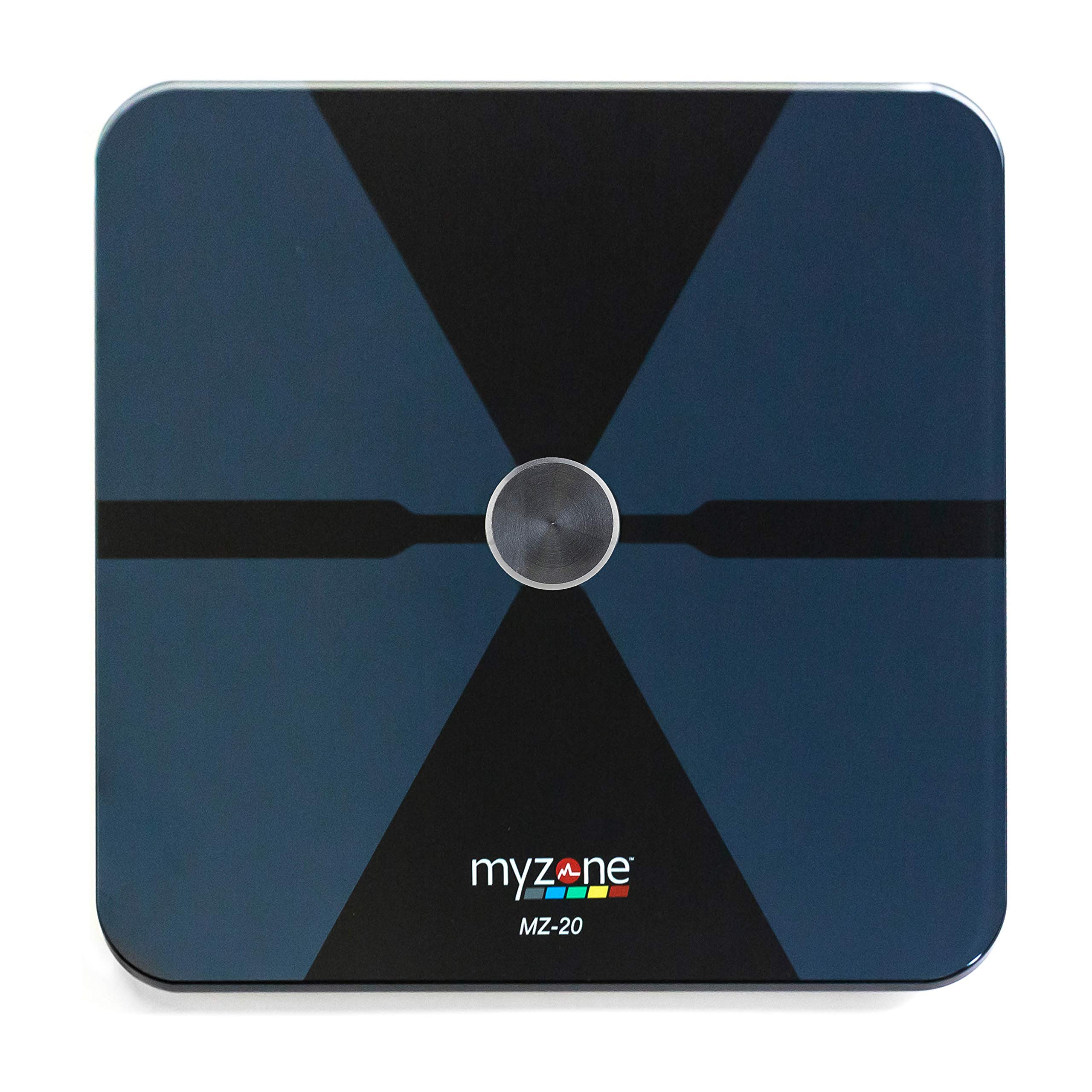 MYZONE MZ-20 Home Scale (Black) by Myzone (Image #1)