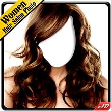 Women Hair Salon Photo Montage