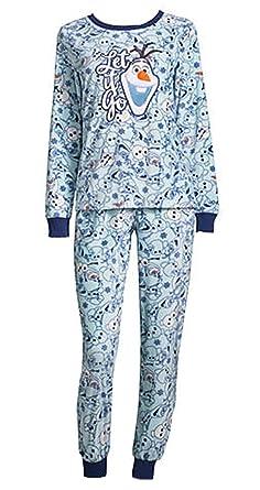 Disney Frozen Olaf Let It Go Junior Womens  Pajama Set at Amazon ... 3626cefc4