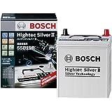 BOSCH (ボッシュ)ハイテックシルバーII 国産 充電制御車バッテリー HTSS-55B19R