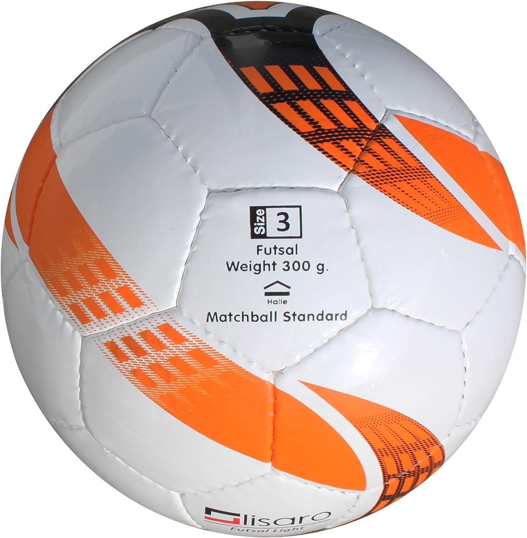 Lisaro - Balón de fútbol sala juvenil: Amazon.es: Deportes y aire ...