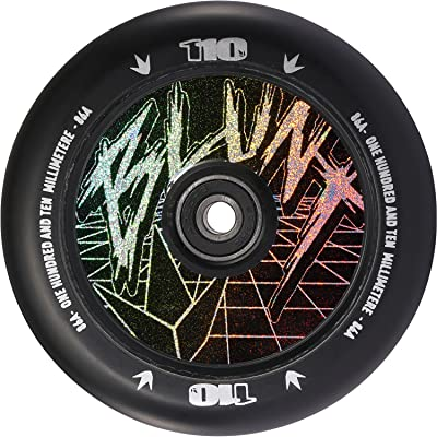 Blunt Wheel / ROUE 110 mm Hollow GEO LOGO hologramme