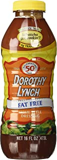 product image for Dorothy Lynch Fat Free Salad Dressing, 16 ounce