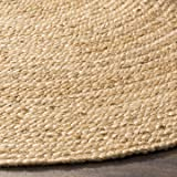 Safavieh Natural Fiber Collection NF801N Hand-woven