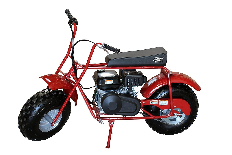 coleman powersports ct200u gas powered mini trail bike ebay. Black Bedroom Furniture Sets. Home Design Ideas
