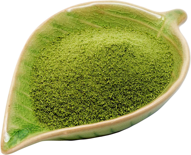 Arcilla Verde & Algas en Cubo 1500g - Envoltura Adelgazante y Anticelulitis - Detox y Remineralizante, bleumarine Bretania,