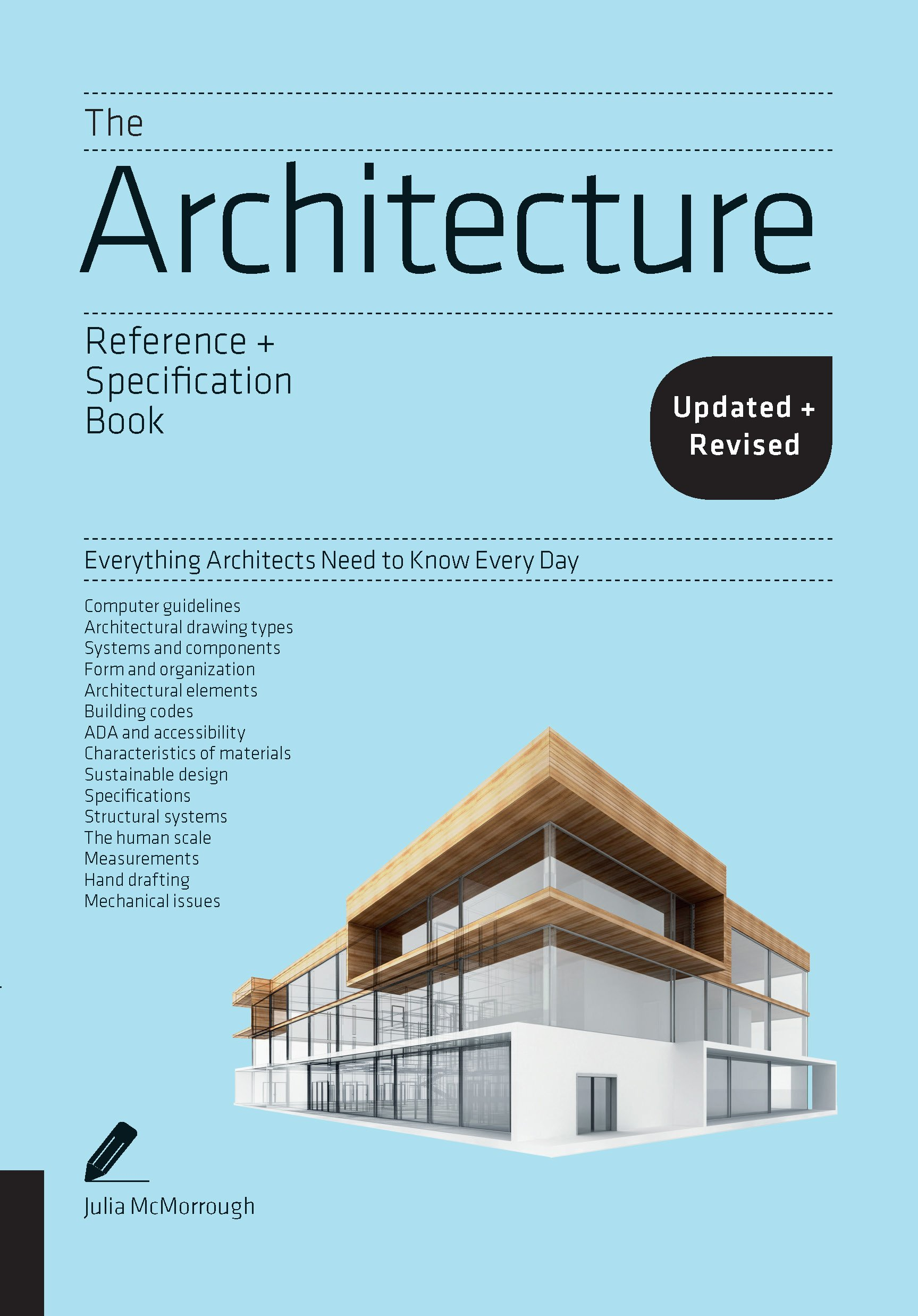 The Architecture Reference Specification Book Updated Revised Design A D Converter With Following Required Characteristics Everything Architects Need To Know Every Day Julia Mcmorrough