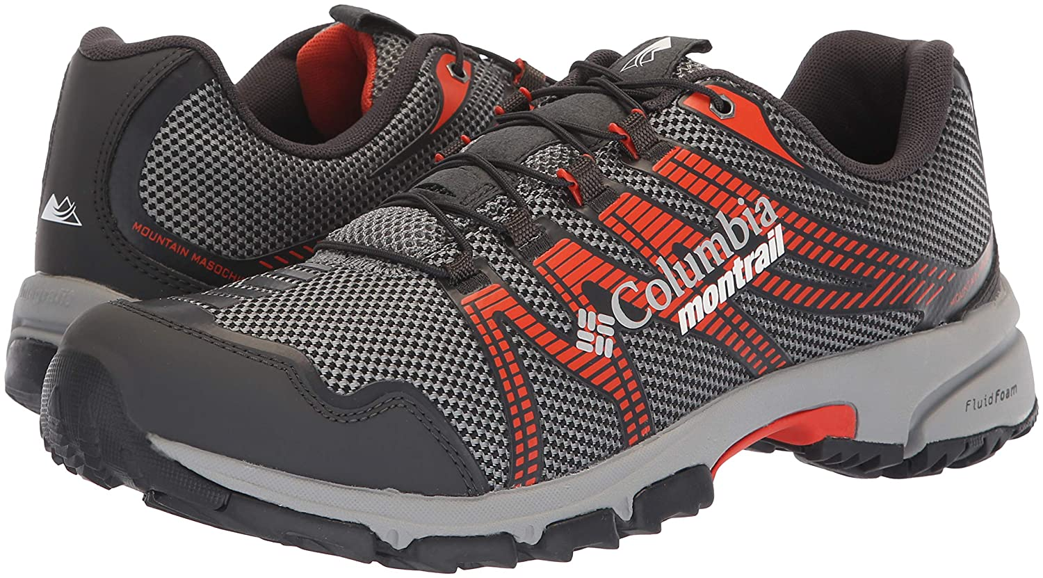 Columbia Montrail Mens Mountain Masochist Iv Hiking Shoe 1768081